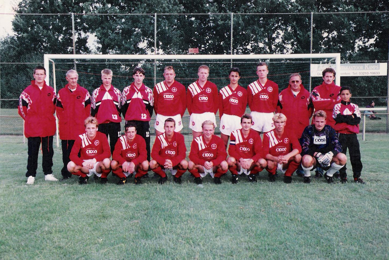 BAS 1 seizoen 1992 1993
