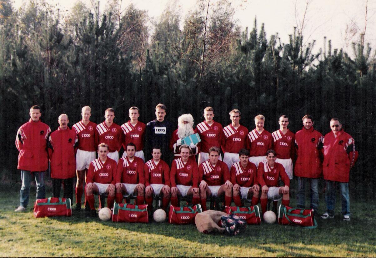 BAS 1 seizoen 1993 1994