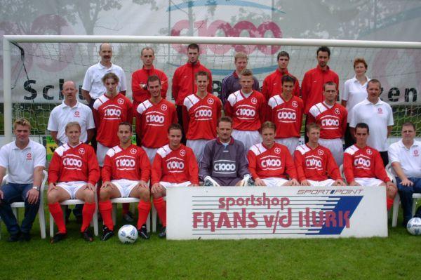 BAS 1 seizoen 2003/2004