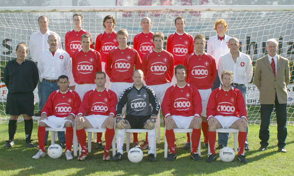 BAS 1 Seizoen 2005/2006