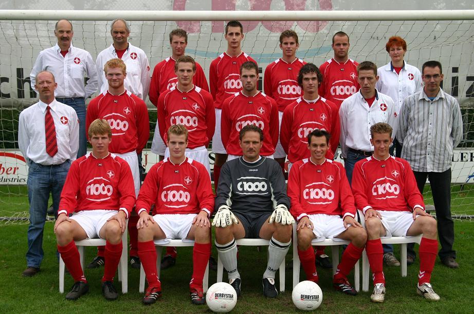 BAS 1 seizoen 2006 2007