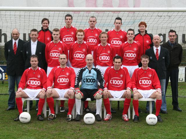 BAS 1 seizoen 2007-2008