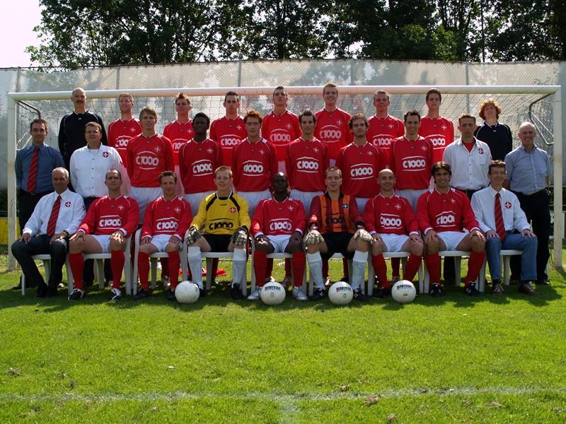 BAS 1 seizoen 2008 - 2009