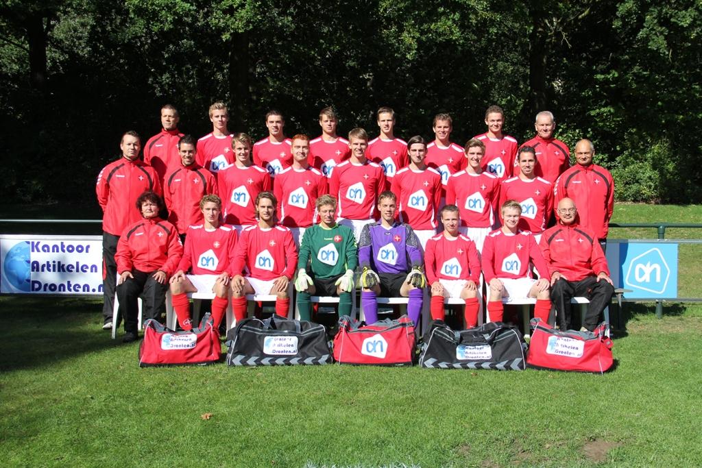 BAS 1 seizoen 2013 - 2014