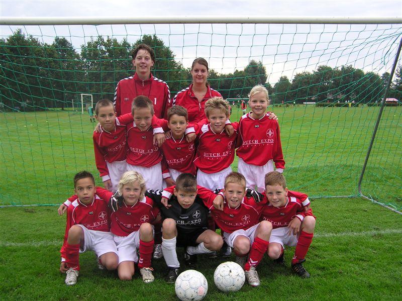 BAS E2 seizoen 2006 2007