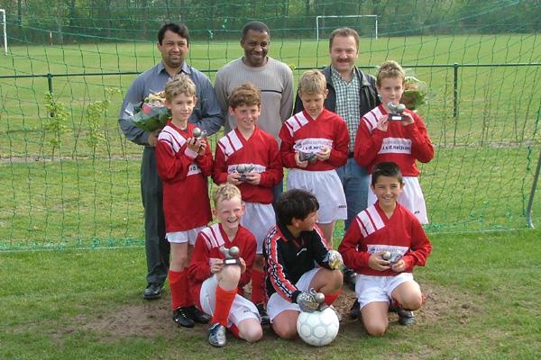 BAS E2 - Voorjaarskampioen 2004