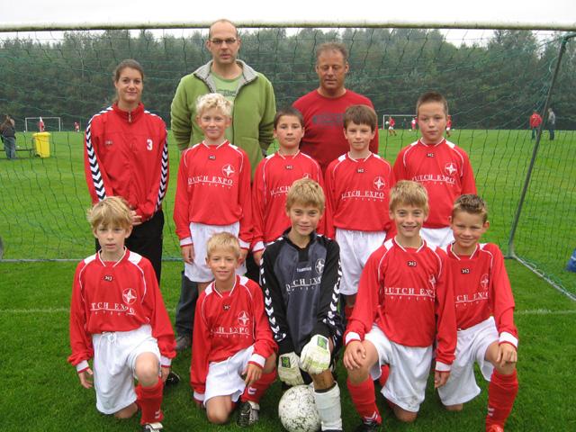 BAS E2 seizoen 2007/2008